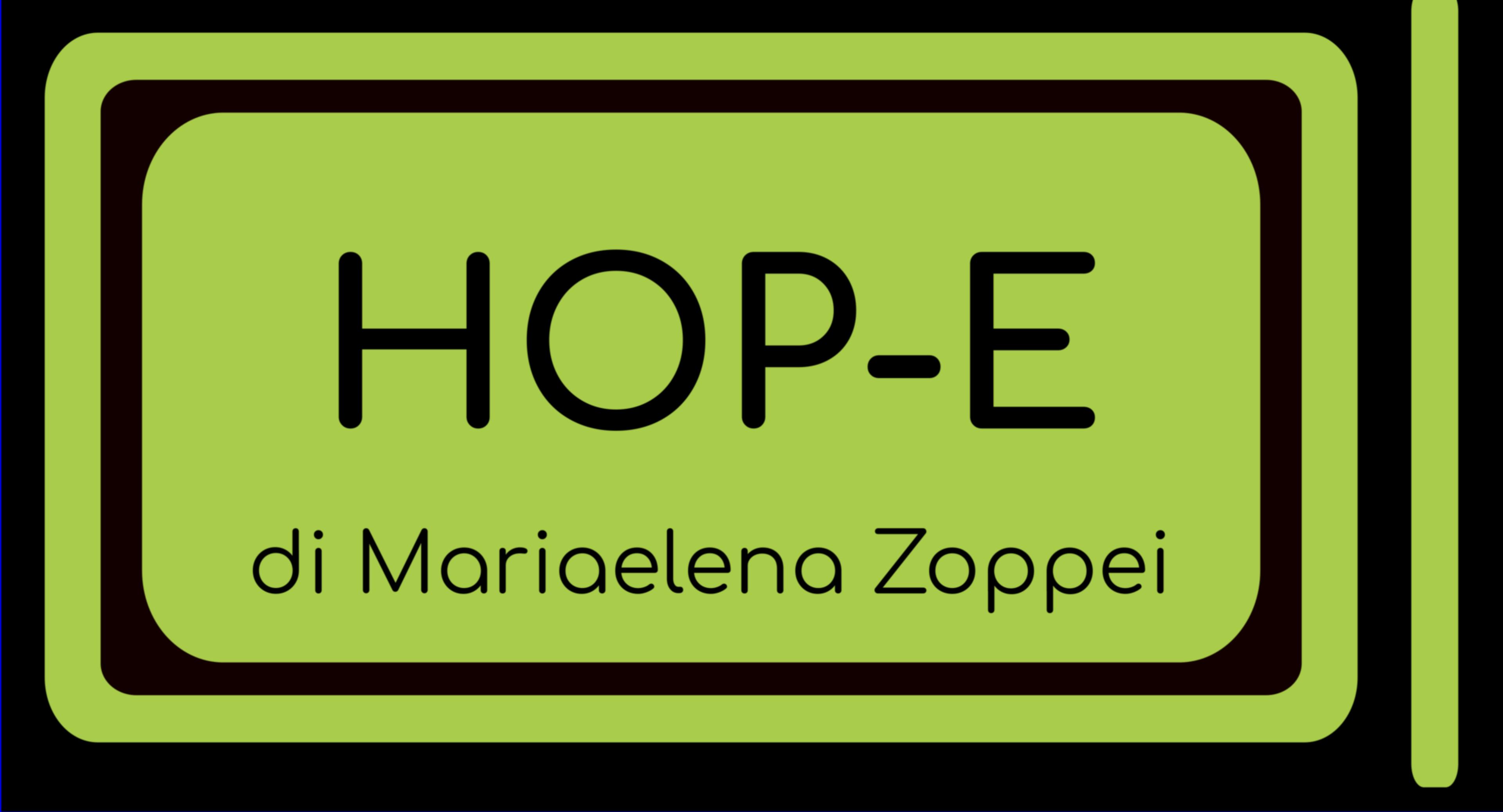 Hop-e di Mariaelena Zoppei